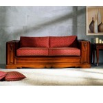 Montalcino Divan with pull out storage