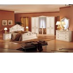 Complete Set: Rossella Italian Traditional Bedroom