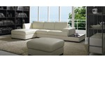 Divani Casa 3893 - Modern Leather Sofa Set