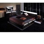Gamma Modern Platform Bed (No Air-Lift)
