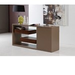 Levi - Contemporary Buffet With Floating Shelves