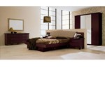 Miss Italia - Composition 03 - Italian Platform Bed Group