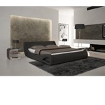 S615 - Contemporary Eco-Leather Bed