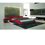 S618 - Contemporary Eco-Leather Bed