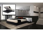 Torino - Modern Platform Bed with Storage