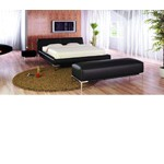U501 - Modern Eco-Leather Bed