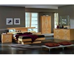 Vera Glass - King Bedroom Set