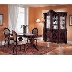Regina Mahogany Traditional Dining Set