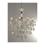 S1040 - Modern Crystal Pendant Lighting