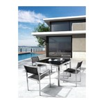 H64 - Modern Patio Dining Set