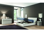 Karisma - Modern Bed with Storage