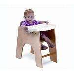 NEWWAVE LOW HIGHCHAIR